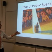 How to choose a public speaking course (Interview)